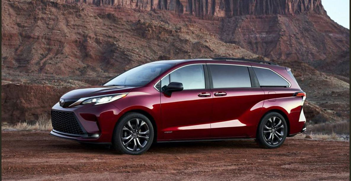 2022 Toyota Sienna Accessories Auto Access Seat Review