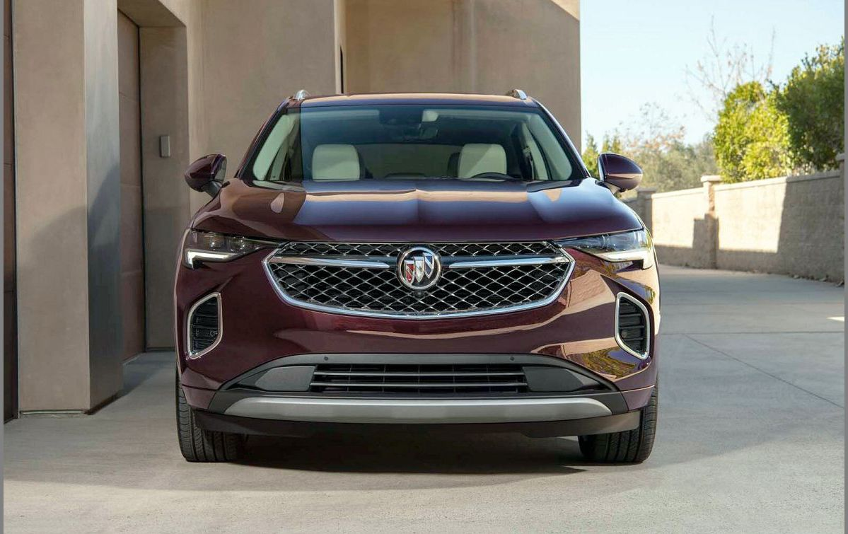 2022 Buick Envision Build Lease Can Be Flat Interior Horsepower