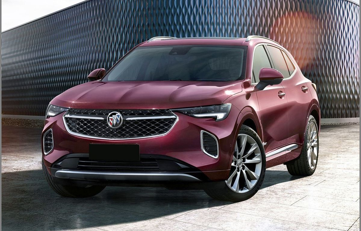2022 Buick Envision Cost Cover Chevy Equivalent Dimensions Dealer