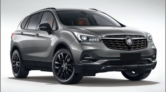 2022 Buick Envision Problems Accessories Avenir Awd Auto