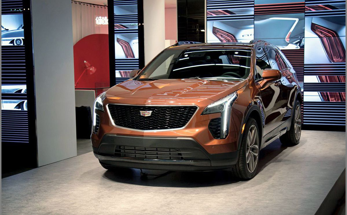 2022 Cadillac Xt7 2019 Release Date