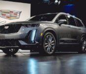 2022 Cadillac Xt7 Suv Sport 2017