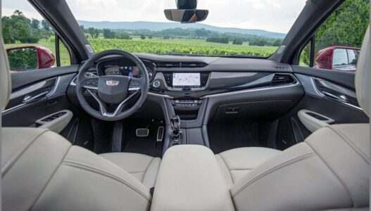 2022 Cadillac Xt7 Used Review