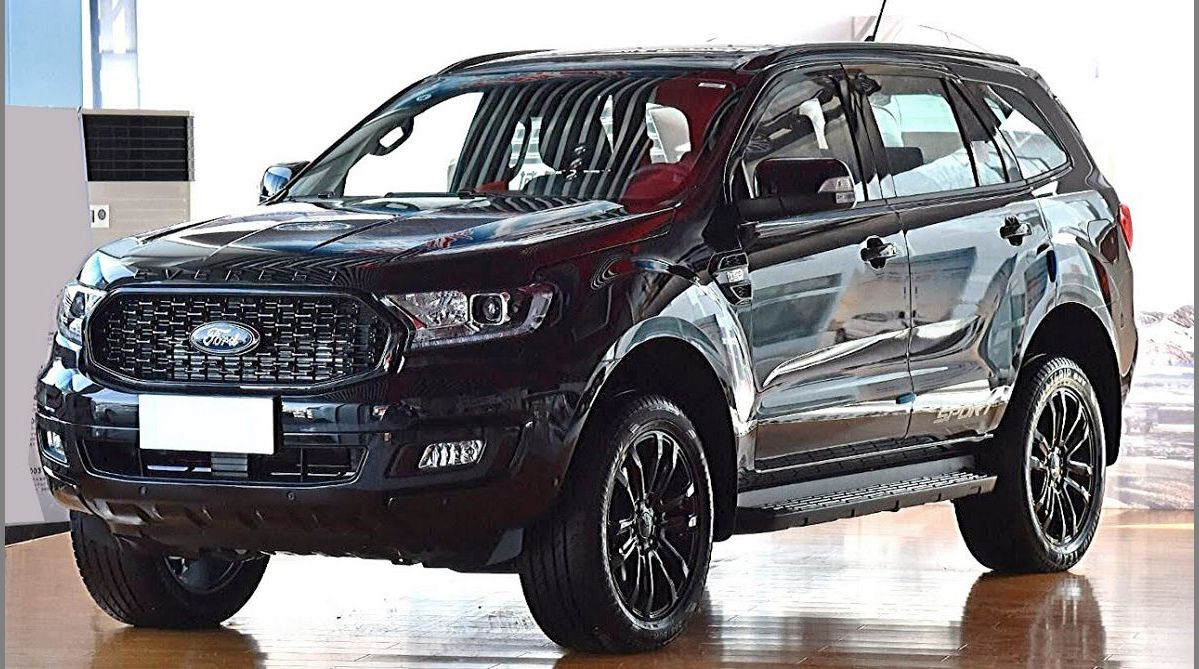 2022 Ford Everest Fuel Efficient Xe Explorer 2021 Price