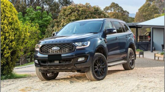 2022 Ford Everest Is A Good Car Dimensions Horsepower