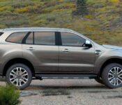 2022 Ford Everest Philippines Interior Ranger New Design Australia