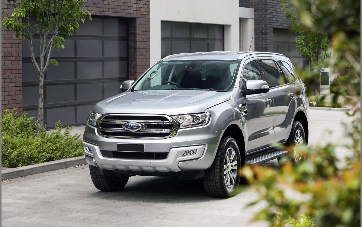2022 Ford Everest Reliable Engine What In Khi Nào Capacity