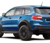 2022 Ford Everest Titanium Usa Come To Us Available