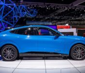 2022 Ford Mustang Mach E California Route 1 Time Colors Stations