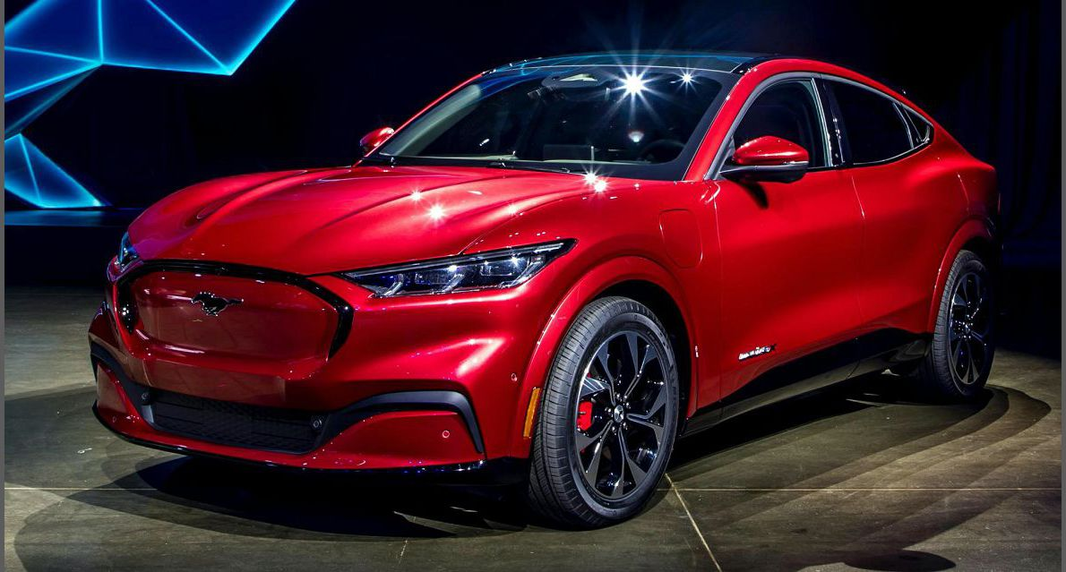 2022 Ford Mustang Mach E Fast Suv 2021 Gt Images Horsepower