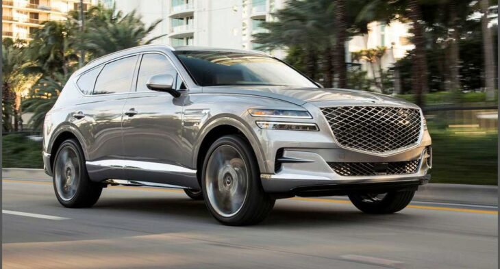 2022 Genesis Gv90 2021 For Sale Release Date