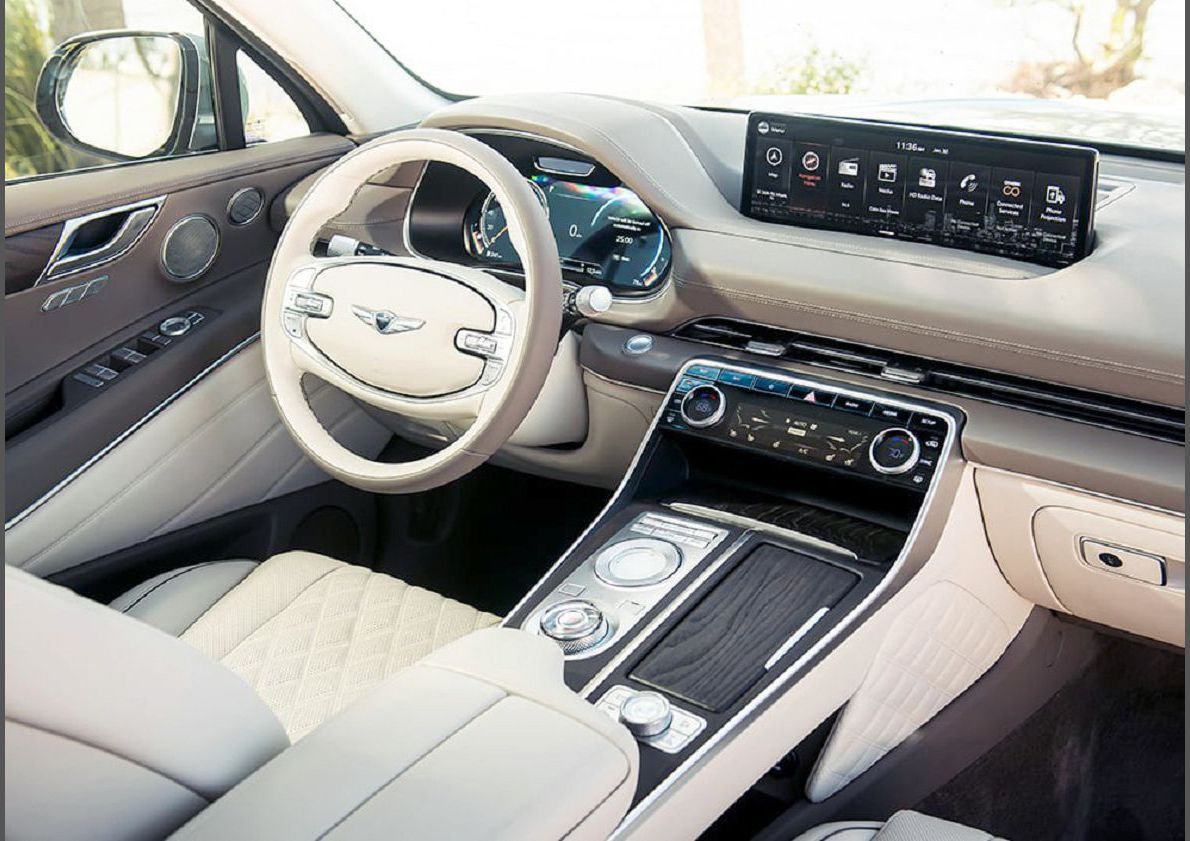 2022 Genesis Gv90 Will There Be A Gv 90 Preis