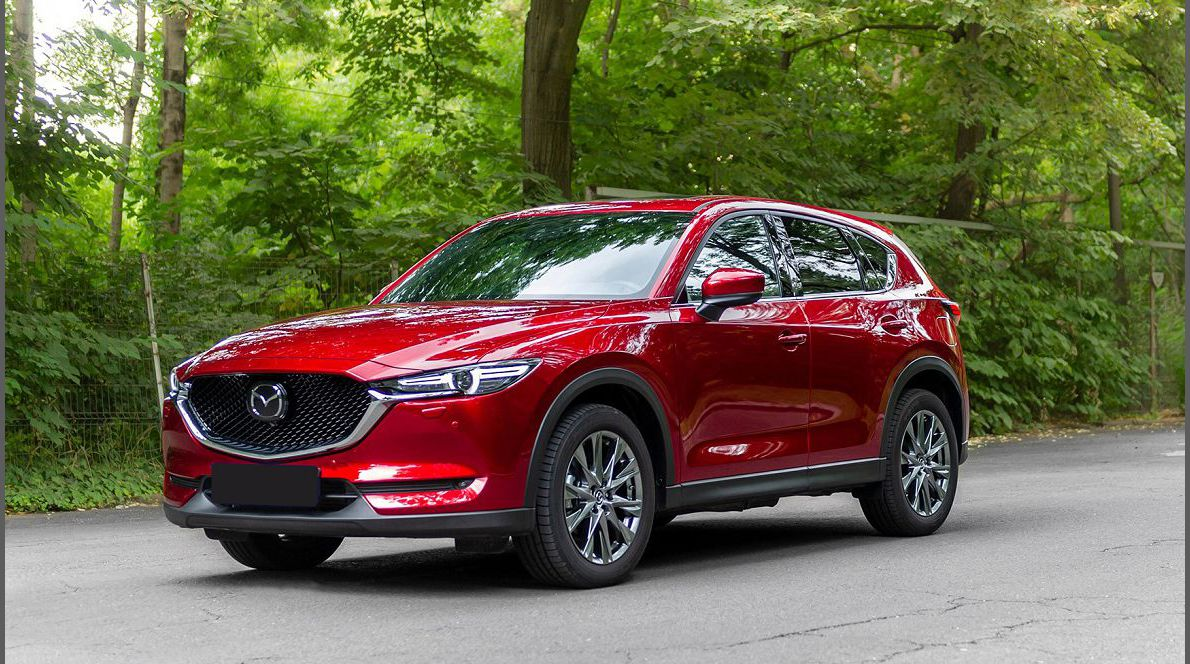 2022 Mazda Cx 50 All Anhängelast Will There Be Edition