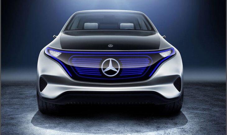 2022 Mercedes Benz Eqa 2021 Electric All Electric 400 Car Price