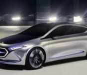 2022 Mercedes Benz Eqa Sale Release Date Interior Usa Reviews