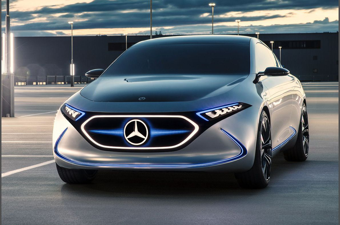2022 Mercedes Benz Eqa What Stand For Will The Images Inside
