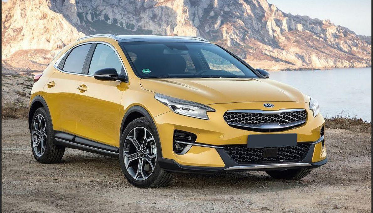 2021 Kia Xceed Line Creed Hatchback Pro Grey Crdi Spec