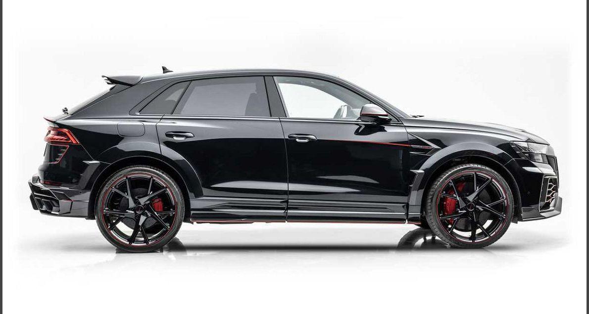 2022 Audi Rsq7 7 Cv Cavalli Calandre La Centrale Lease