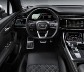 2022 Audi Rsq7 Technische Daten Exhaust Essence In