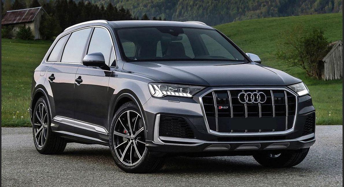2022 Audi Sq7 2012 2022 Redesign Hybrid Interior Changes