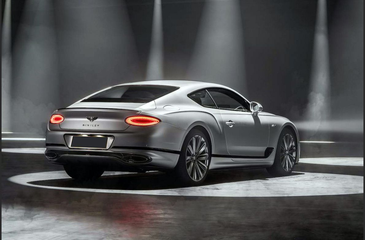 2022 Bentley Continental Gt Speed Auto Accessories Awd Of Breitling Jet