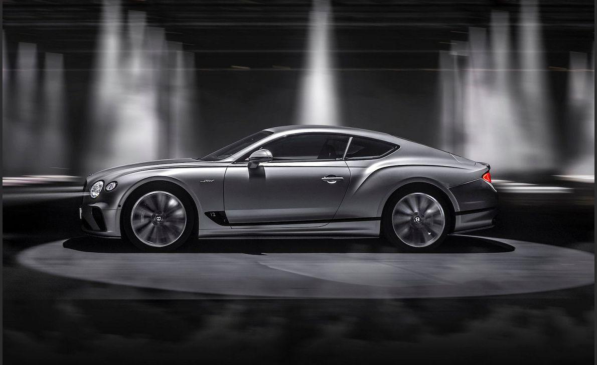 2022 Bentley Continental Gt Speed Convertible Max 2019 2021 Csr Racing