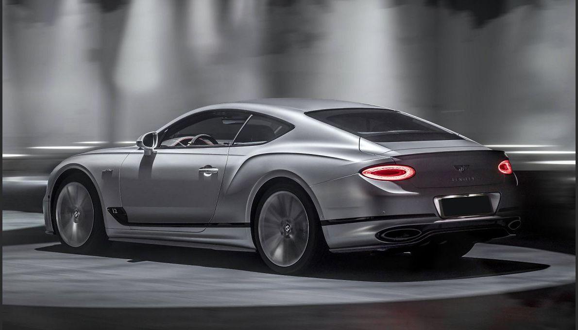 2022 Bentley Continental Gt Speed Race Dane Techniczne Brake Discs Review
