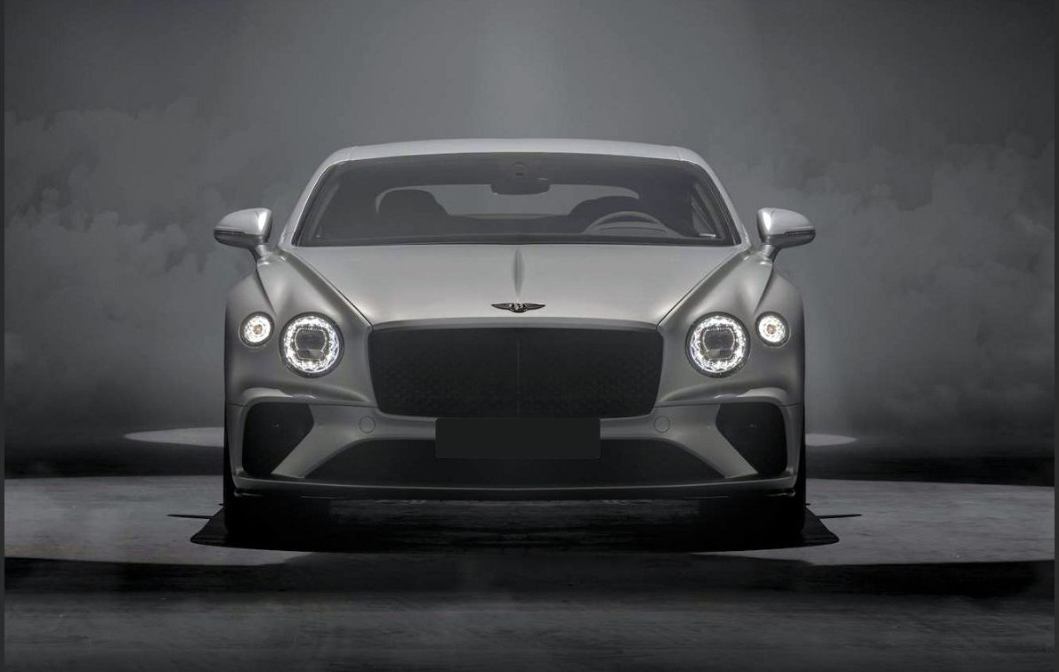 2022 Bentley Continental Gt Speed Team Series Edition Limited Body Kit