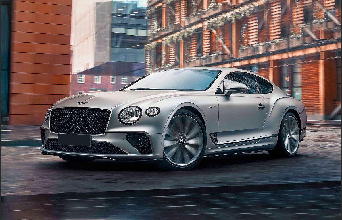 2022 Bentley Continental Gt Speed V8 V12 0 60 Top Acceleration Performance