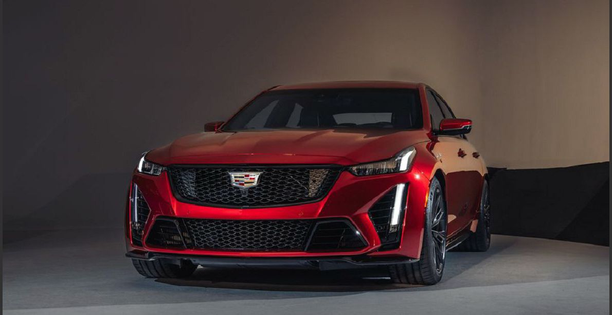 2022 Cadillac Ct4 V Blackwing Ct5 Cts 2021 Ct4v Price