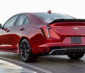 2022 Cadillac Ct4 V Blackwing Engine Configurator