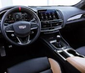 2022 Cadillac Ct4 V Blackwing Manual Canada