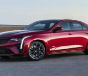 2022 Cadillac Ct4 V Blackwing Series 2020 5 Hp 0 60