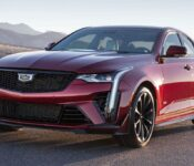 2022 Cadillac Ct4 V Blackwing The Difference Between Ct5 V