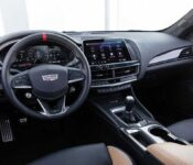 2022 Cadillac Ct5 V Blackwing Options & Ct4 V Interior Release Date