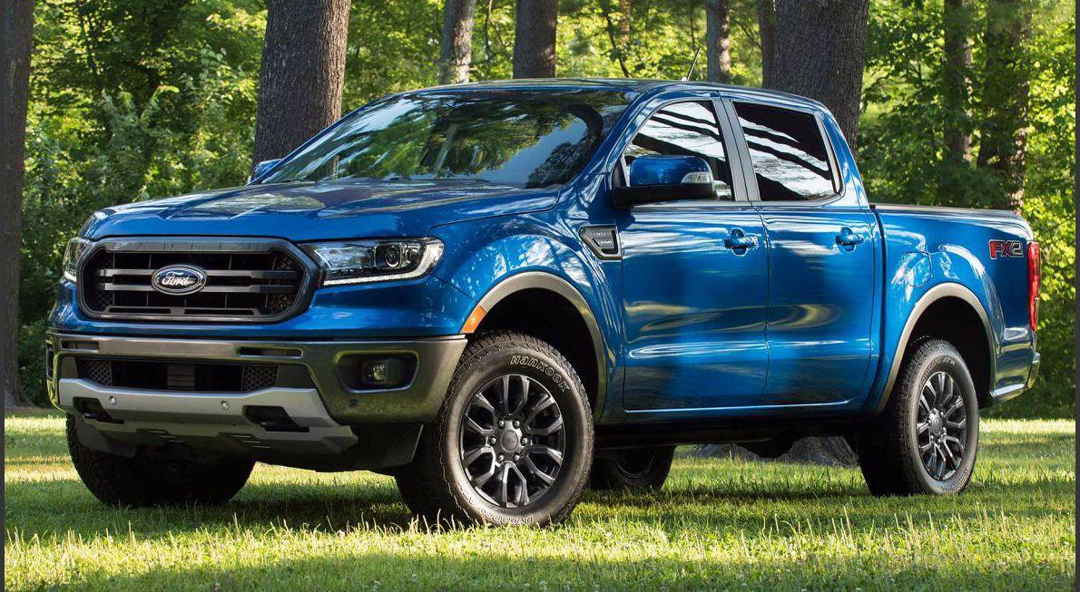2022 Ford Ranger New Raptor Model All Australia Redesign