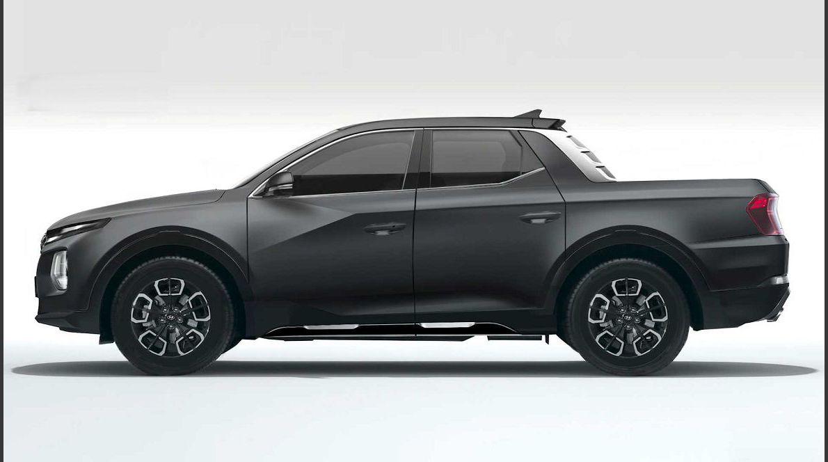 2022 Hyundai Santa Cruz Frame Concept Cost Ca Colors Compact
