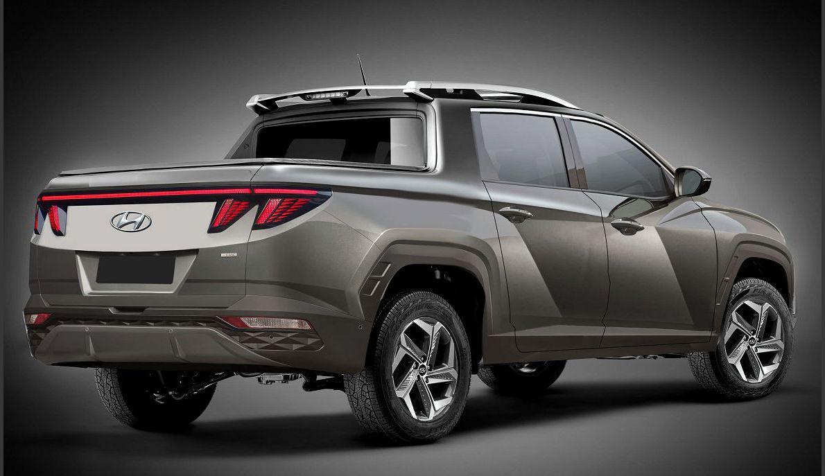 2022 Hyundai Santa Cruz Pickup Truck 2021 2020 Price Release Date