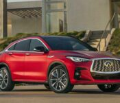 2022 Infiniti Qx55 Debut Delayed Test Drive Launch Engine