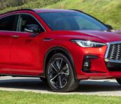 2022 Infiniti Qx55 Will Be Available Coupe Cost Canada