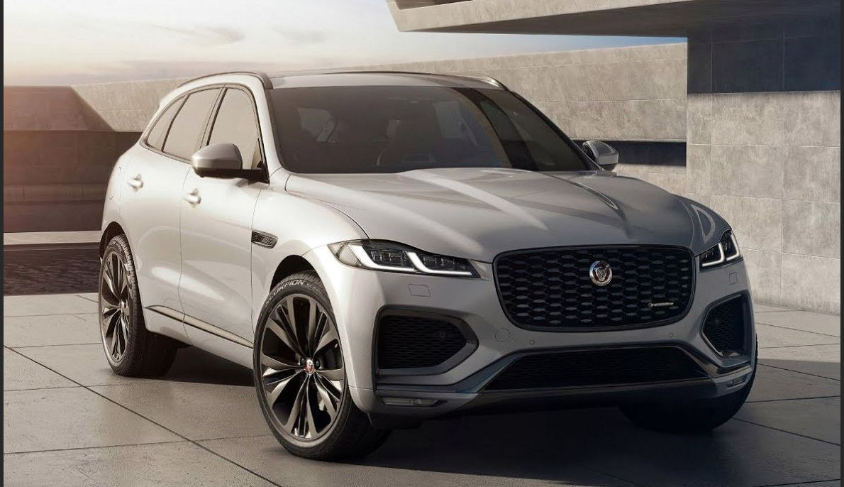 2022 Jaguar F Pace Chequered Flag 300 Review Colors