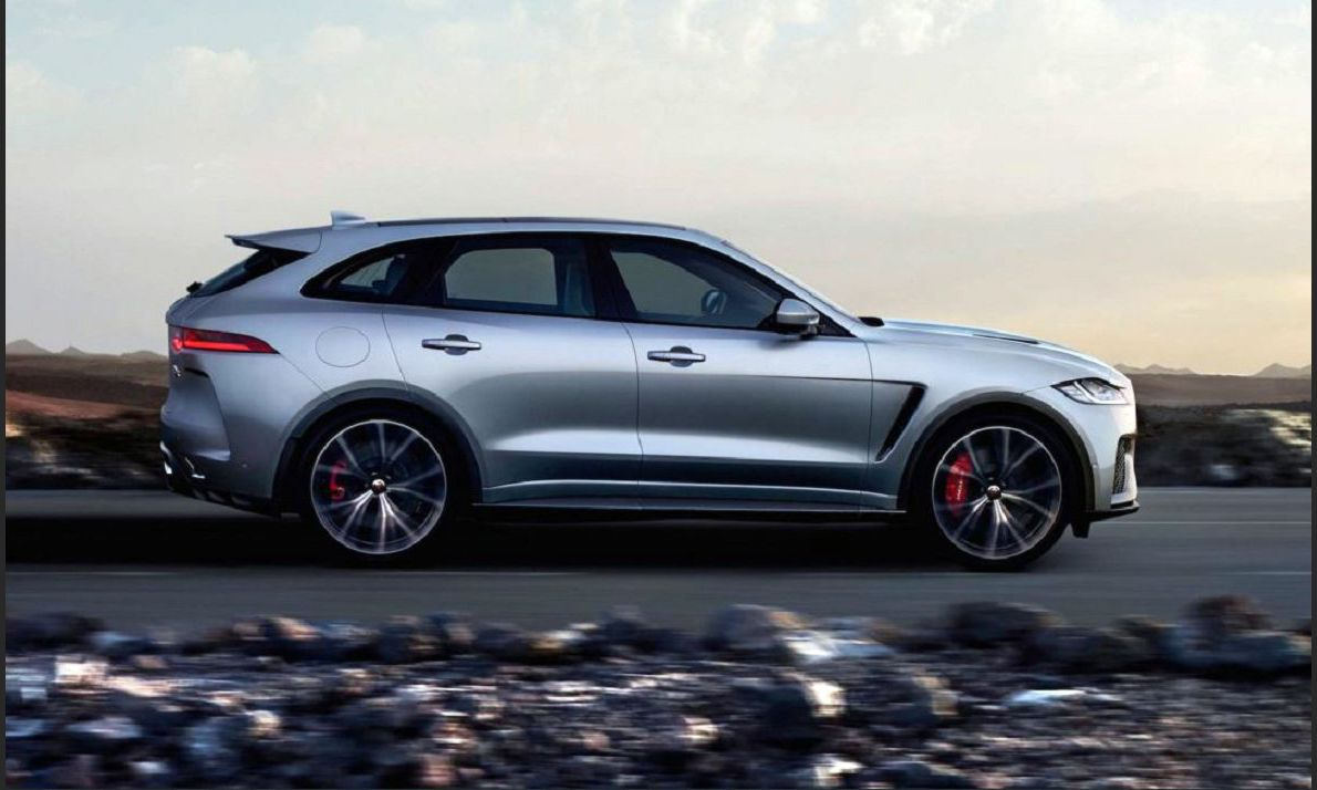 2022 Jaguar F Pace Price Svr For Sale 2020 Type Reviews
