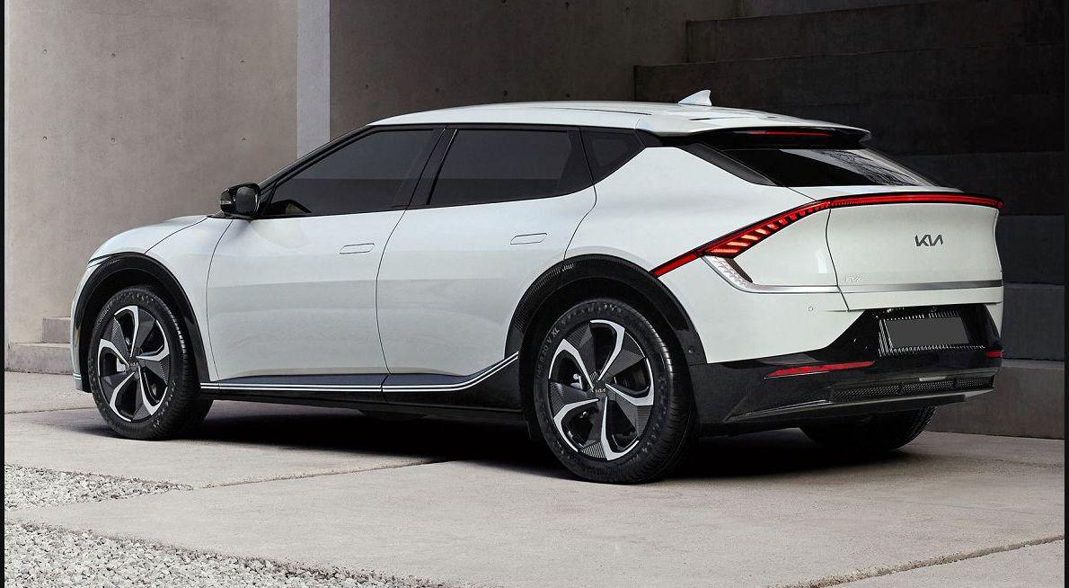 2022 Kia Ev6 2019 2020 Nero 2016 Kona