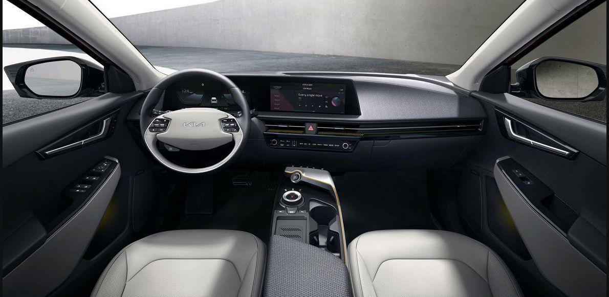 2022 Kia Ev6 Full Sx Touring Tesla Eco Tron
