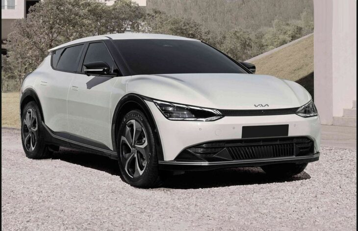 2022 Kia Ev6 Premium 2017 2021 2018 All