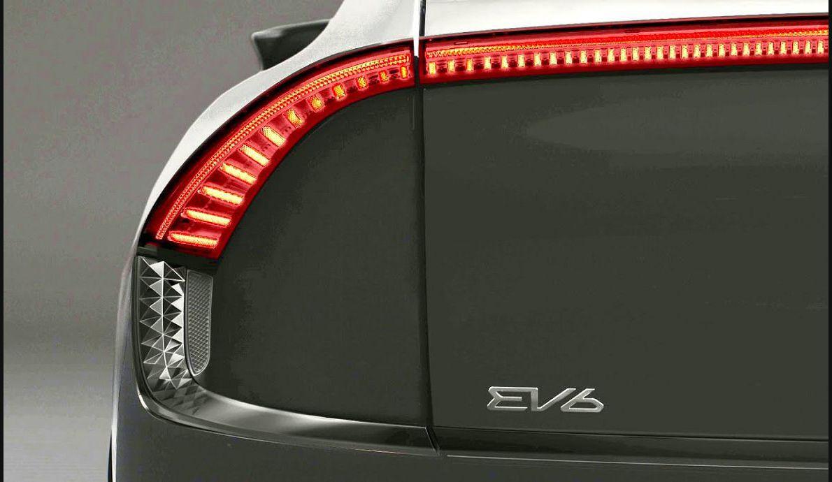 2022 Kia Ev6 Vehicles Suv 2015