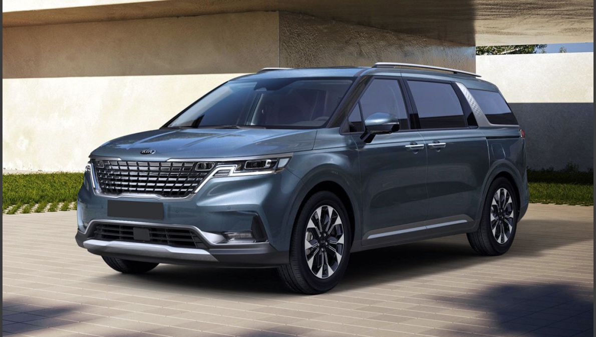 2022 Kia Sedona Difference Between And L Are Different