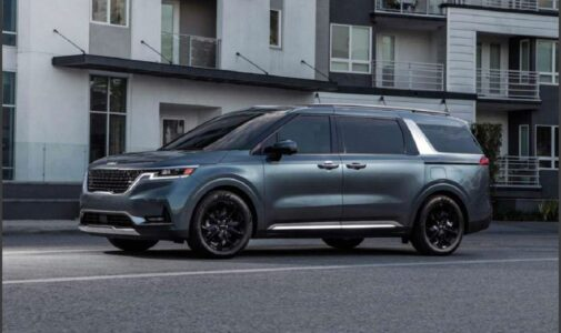 2022 Kia Sedona First Look When Will Be Available