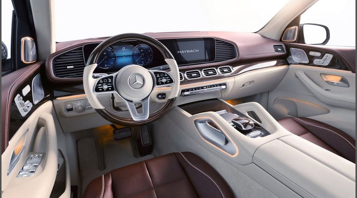 2022 Mercedes Maybach Gls600 2020 2019 Dimensions Launch Date Release