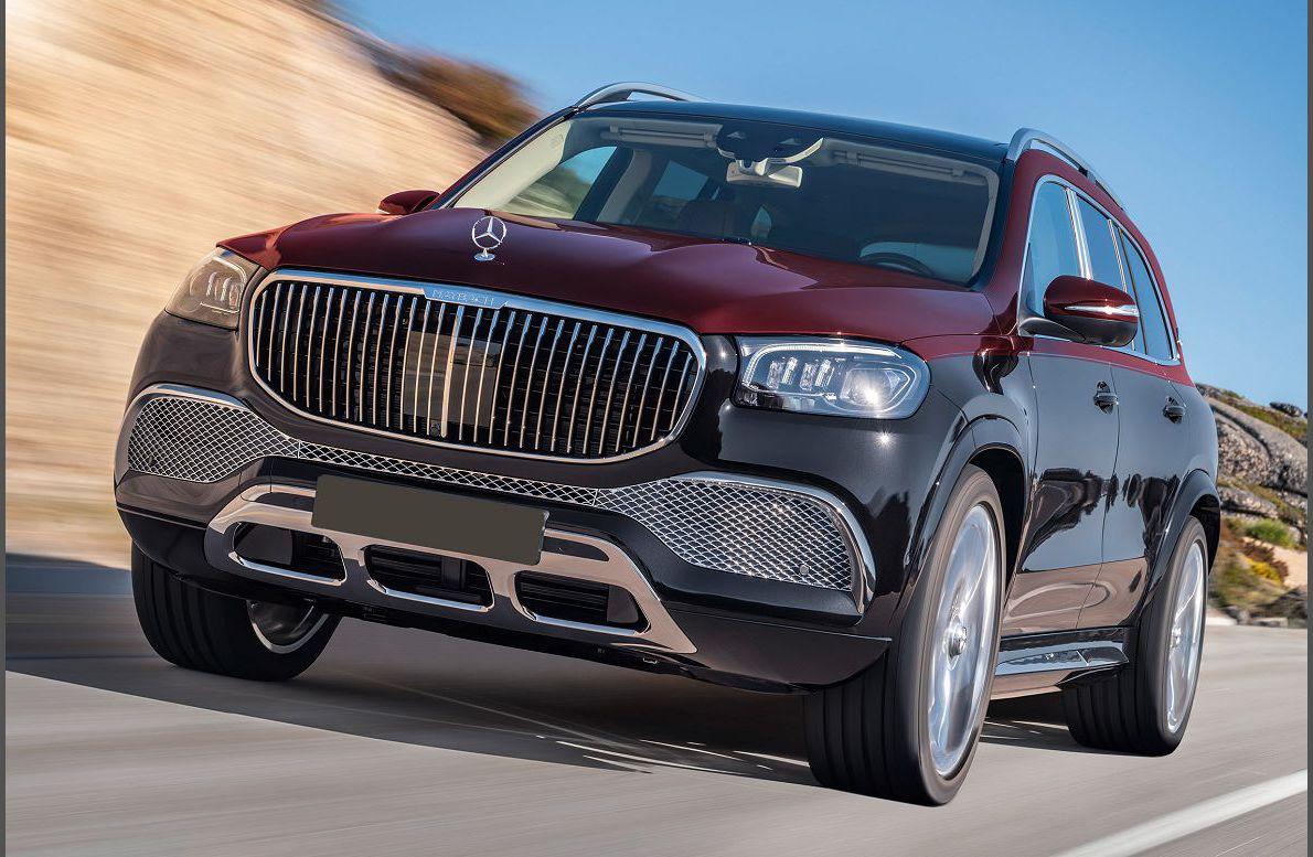 2022 Mercedes Maybach Gls600 2020 2019 Price Suv Benz Interior